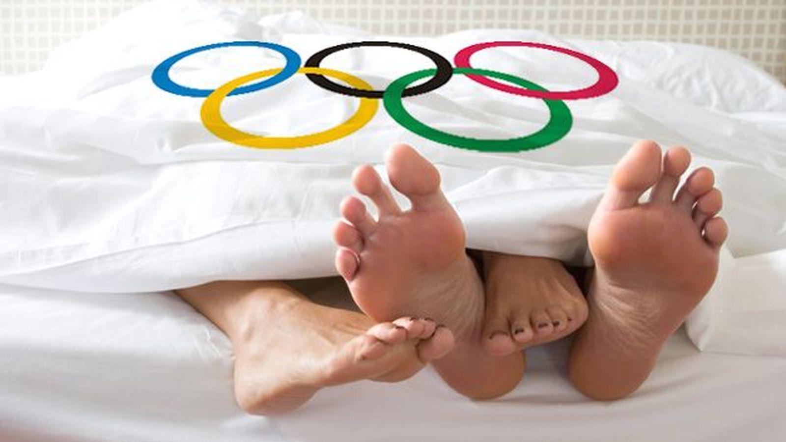 Resultado de imagen de Â¿un encuentro sexual puede ser sustitutivo de una visita al gimnasio?