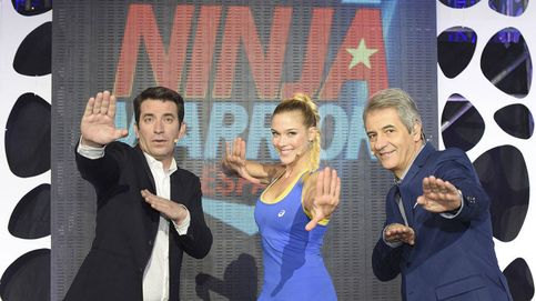 Deportistas de élite como Ruth Beitia y Amaya Valdemoro, fuertes en 'Ninja Warrior'