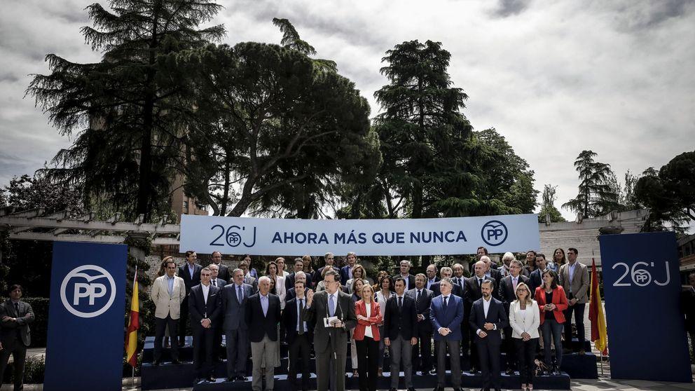 Rajoy advierte ante el 26-J de que la radicalidad es real en España