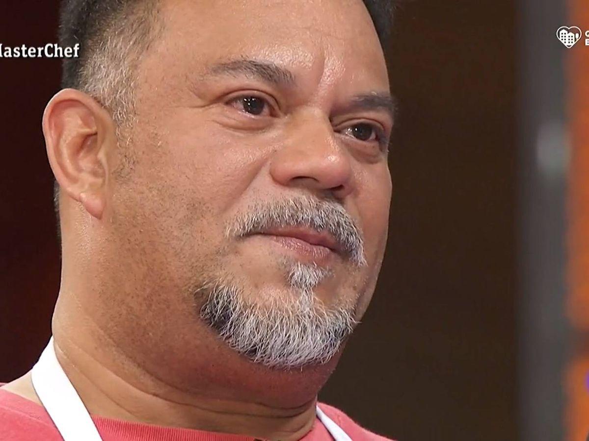 Foto: Michael, en 'Masterchef'. (TVE)
