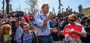 Post de Detenido el opositor ruso Nalvani entre más de mil manifestantes contra Putin