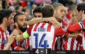 El Atlético le roba los galones a un 'fantasma' que llegó a meterle miedo
