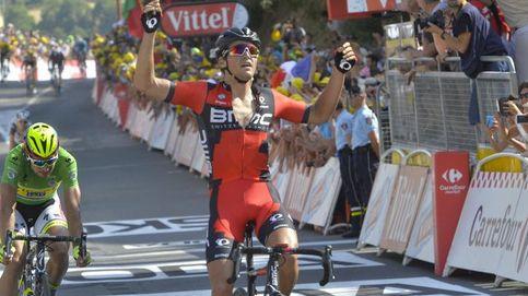 El último repecho de Rodez tenía una sorpresa: la victoria de Van Avermaet
