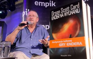 Orson Scott Card: Barack Obama es un dictador como Adolf Hitler
