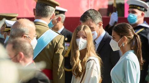 La Fiesta Nacional más atípica de la infanta Sofía: de los detalles de su look a su soledad