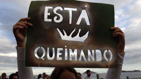 La pataleta que llevó a Bolsonaro a insultar a la mujer de Macron: No somos una colonia