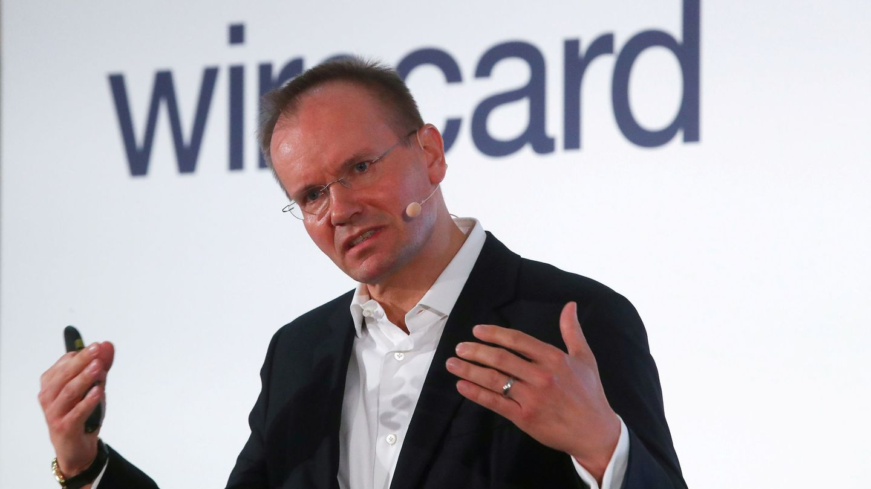 Markus Braun, CEO de Wirecard AG. (Reuters)