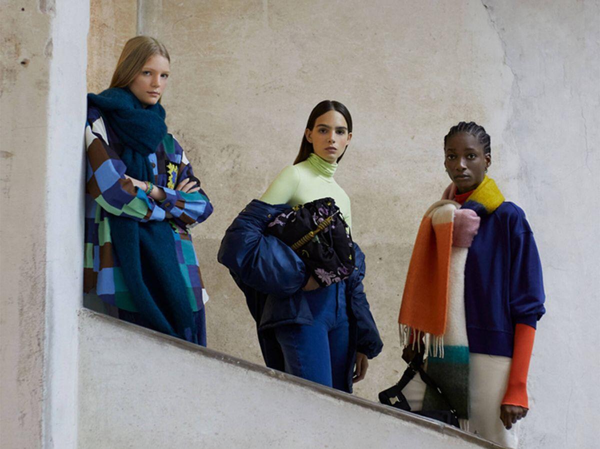 Foto: Las novedades de Parfois están repletas de prendas diseñadas para el invierno. (Cortesía)