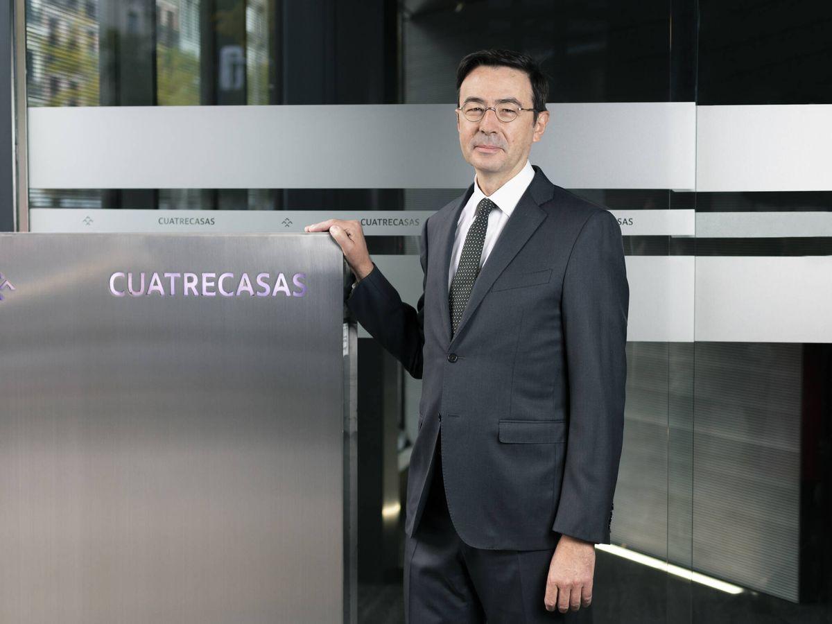 Foto: Jorge Badía, consejero delegado de Cuatrecasas.