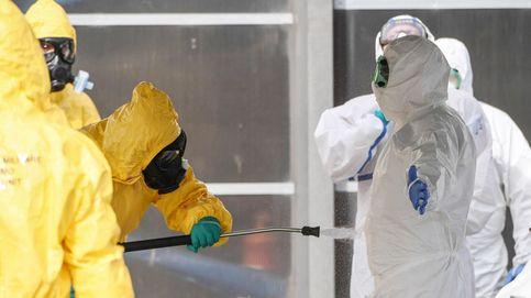 Las pruebas descartan que la mujer ingresada en Vitoria tenga coronavirus