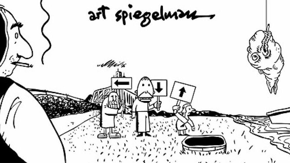 Art Spiegelman, creador de 'Maus', revela sus secretos