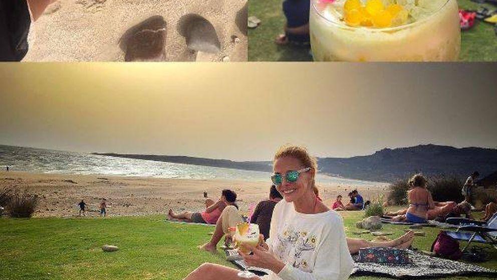 Las eternas vacaciones de Paula Vázquez