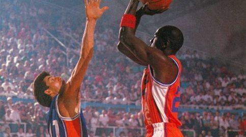 ¿Cómo acabó jugando Jordan un partido en la ACB? Nike pagó una multa a la NBA