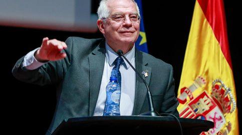 Un CDR huido en Bélgica increpa a Borrell: La Constitución es una puta farsa