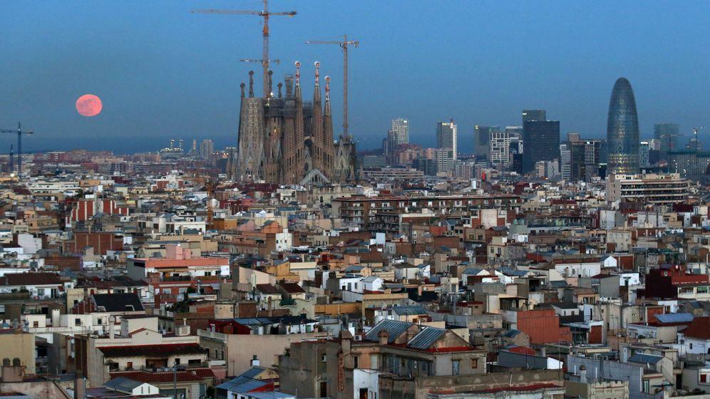 Foto: Imagen de Barcelona (Reuters)