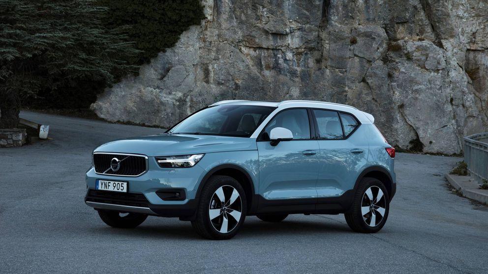 La democratización del coche eléctrico que impulsa Volvo con el XC40