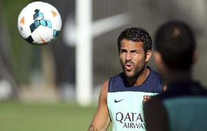 El Manchester United arroja la toalla: Cesc se queda en el Barça