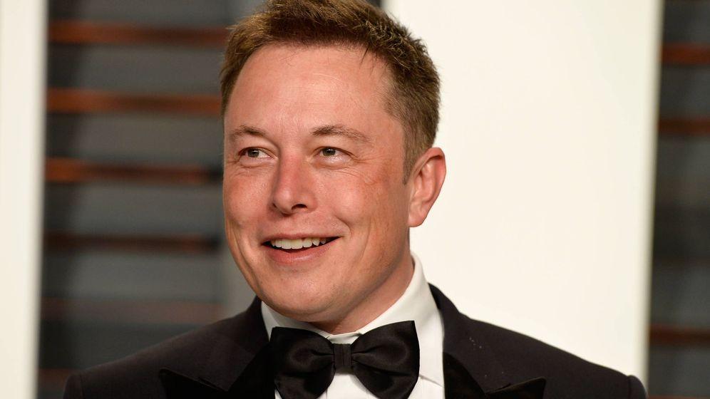 Foto:  Elon Musk. (Getty)