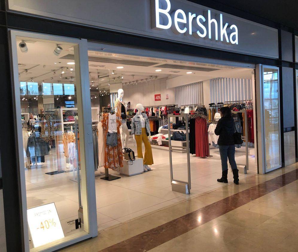 Foto: Bershka ya ofrece descuentos de hasta el 40% en sus tiendas.