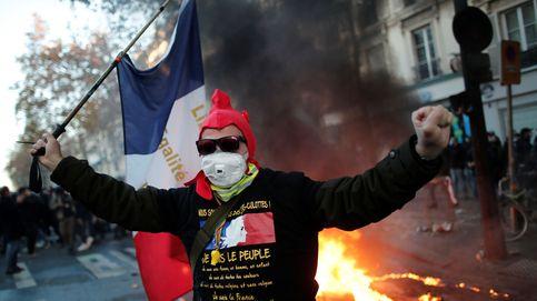 Francia vive nuevos disturbios en la protesta contra la polémica ley de seguridad
