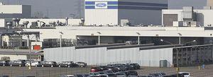 Foto: Ford cierra la fábrica de Genk