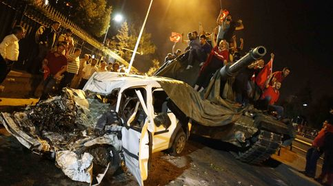 Golpe de Estado en Turquía: las imágenes del levantamiento militar