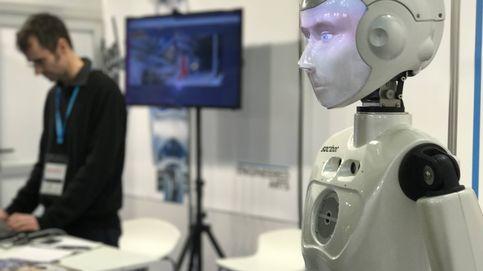 Demasiado presente (y poco futuro) en la mayor feria de robótica de España