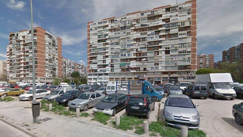 Vivir, dormir y morir en pleno Madrid a los ojos de todo un barrio