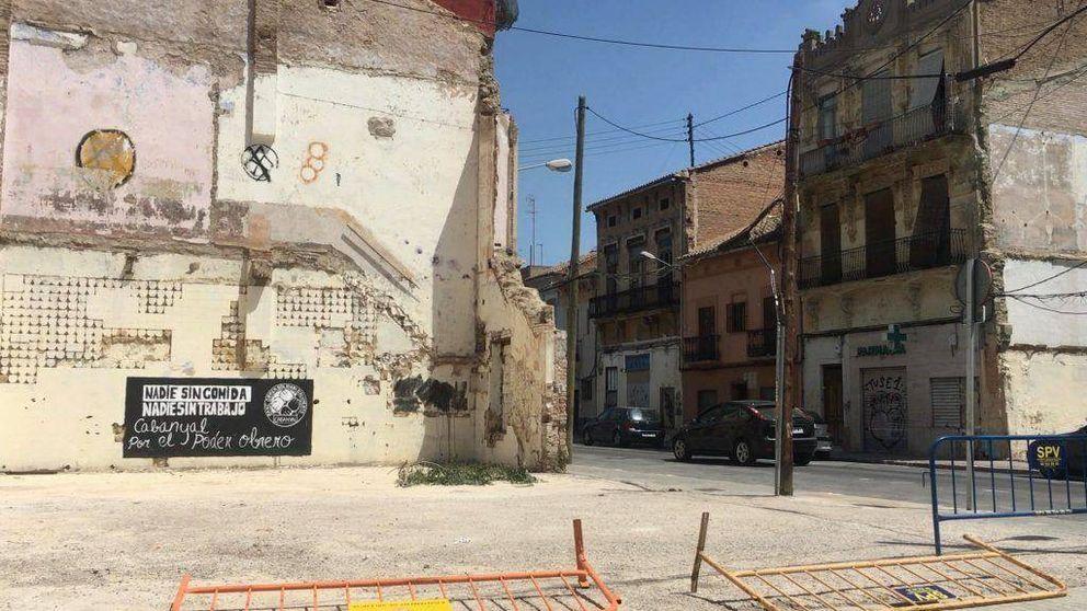 Drogas, okupas y delincuencia en uno de los barrios más emblemáticos de Valencia