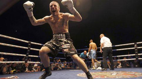 El fulminante KO de Lejarraga: 285 segundos para ser campeón de Europa