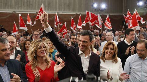 El PSOE persigue la centralidad del tablero arrinconando a PP y Podemos