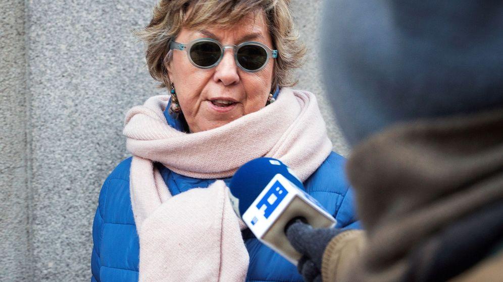 Foto: La senadora Pilar Barreiro. (EFE)