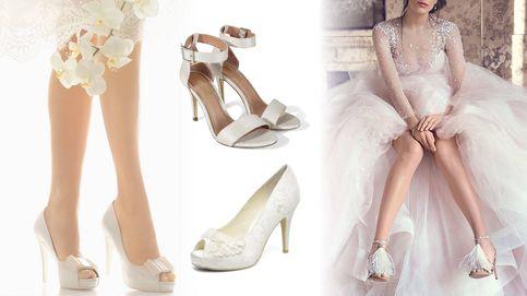 Zapatos de novia, 20 pares perfectos para todas