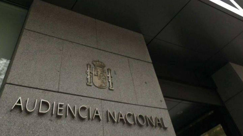 Fachada de la Audiencia Nacional. (EFE)