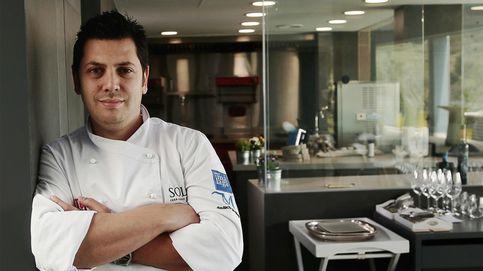 La nueva estrella de Sollo, el restaurante de Diego Gallegos, el chef del caviar