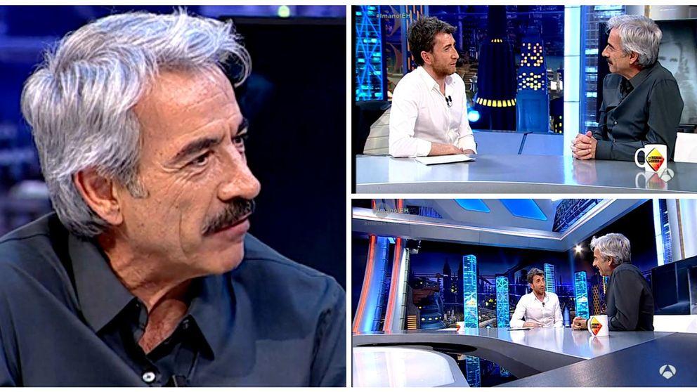 'El hormiguero' - Imanol Arias manda un recadito al presidente del Gobierno