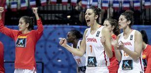 Post de Alba Torrens guía a España hacia las medallas del Eurobasket, el gran objetivo