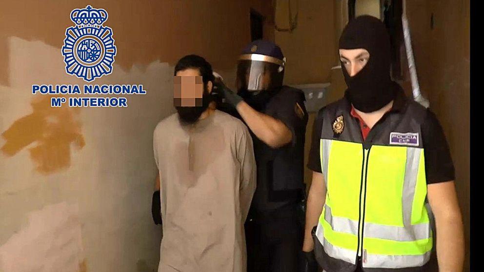 Detienen a un hombre en Melilla que captaba a mujeres para la yihad