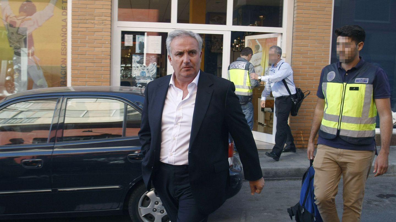 Jesús Castellanos, presidente de la RFET. (EFE)