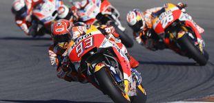 Post de Honda, empujada por Márquez y Ducati a fichar a un superpiloto de pruebas