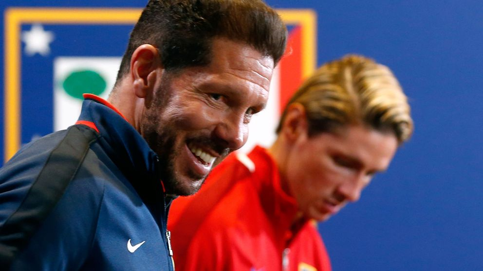 Torres pasa de verse fuera del Atlético a enseñar el camino (de vuelta) a Simeone