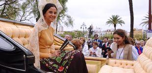 Post de Los pendientes de Victoria Federica que han triunfado esta Feria de Abril