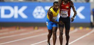 Post de La dramática agonía de un atleta en los 5.000 metros del Mundial de Doha