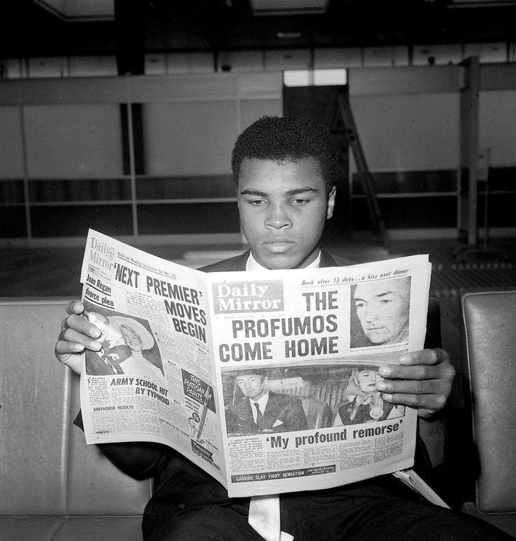 Boxeo Las Mejores Frases De Muhammad Ali