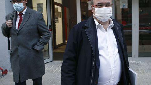 Iceta asegura que Illa no dejará Sanidad si se aplazan las elecciones catalanas