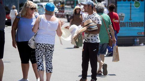 España recibe 29,3 M de turistas hasta mayo, con un gasto de 30.684 M