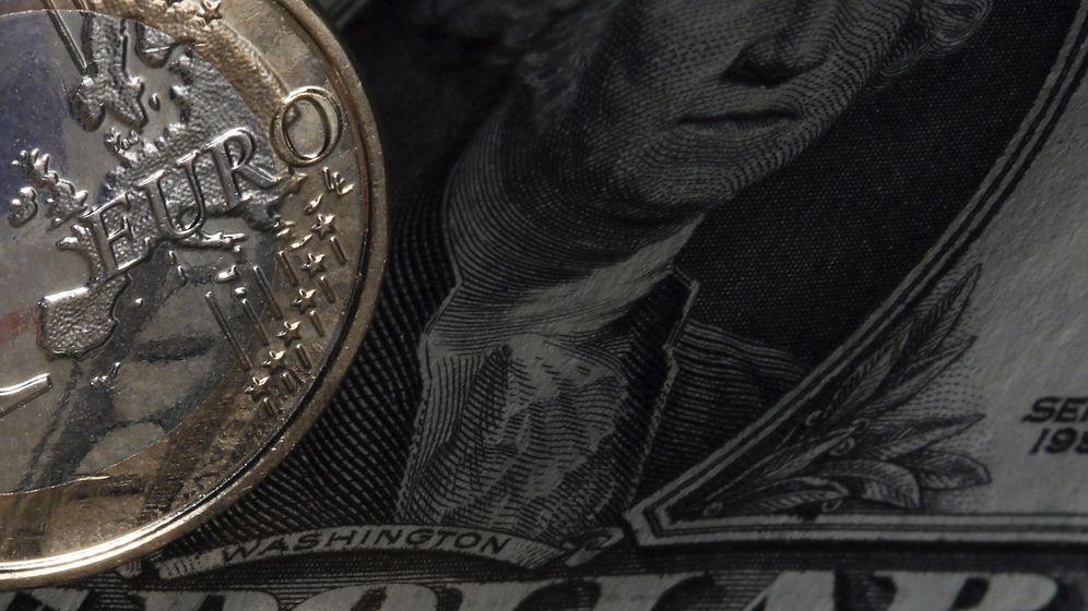 Foto: Y el euro, ¿por qué sube si Grecia está contra las cuerdas?