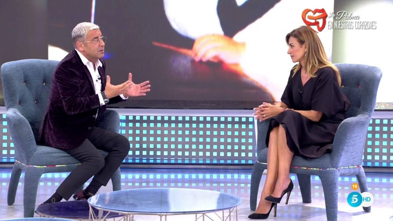 Jorge Javier y Mariló Montero. (Telecinco).
