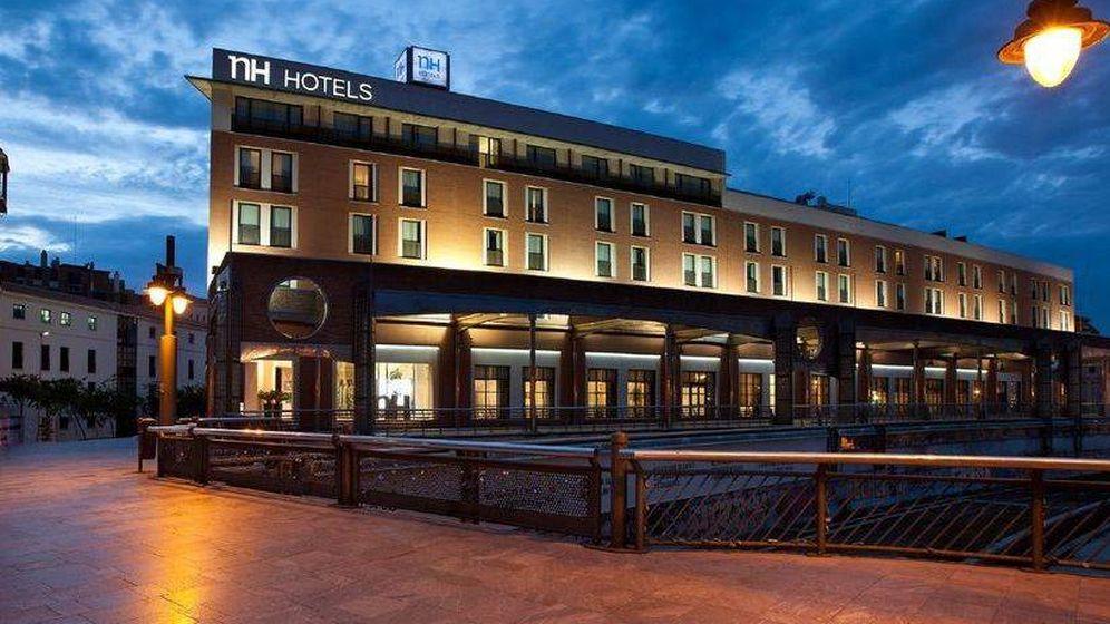 Foto: Hotel NH Málaga.