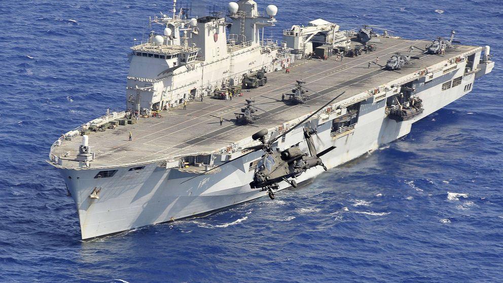 La decadencia de la Armada británica y por qué aún nos ganaría en un conflicto